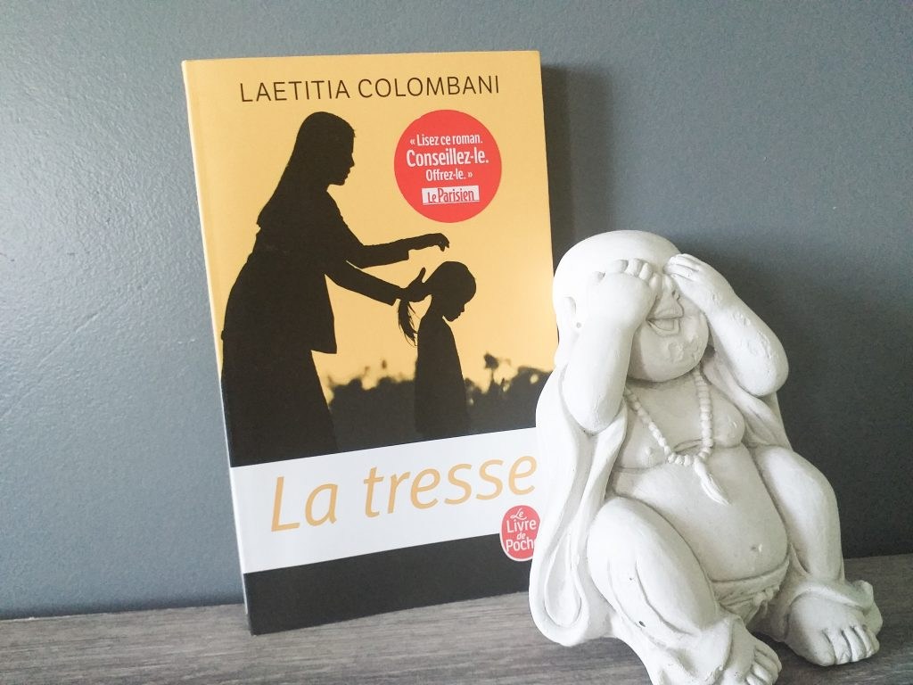 Bilan lectures juillet 2019  La tresse de Laetitia Colombani