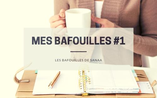 présentation mes bafouilles aout 2019
