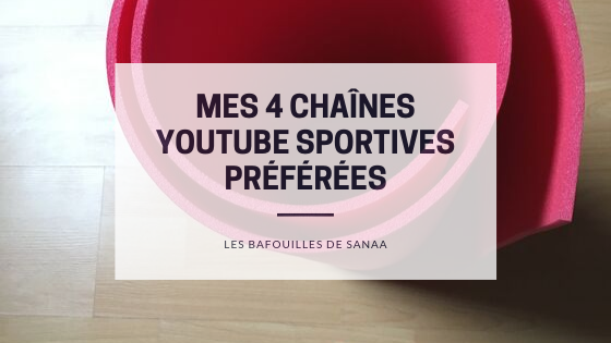 4 chaînes sportives youtube
