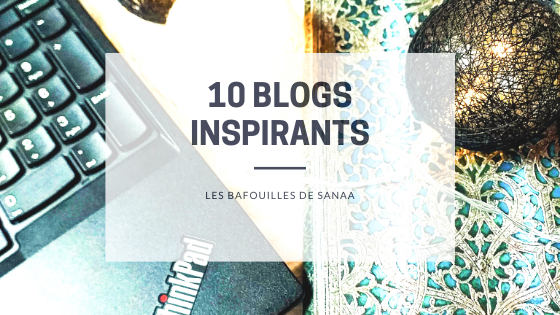 10 blogs inspirants