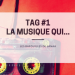 tag 1 musique