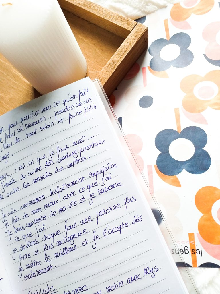 8 façon de remplir ses carnets