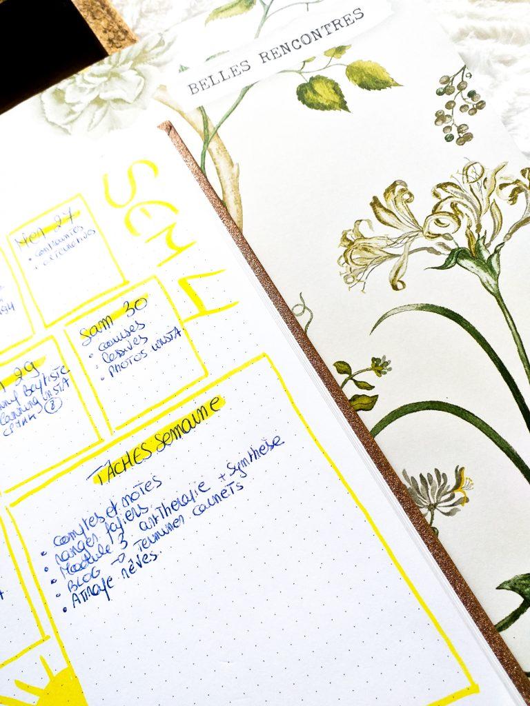 8 façons de remplir ses carnets